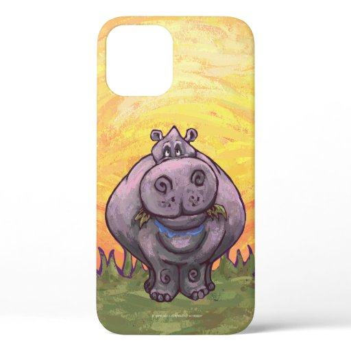 Hippopotamus Electronics iPhone 12 Pro Case