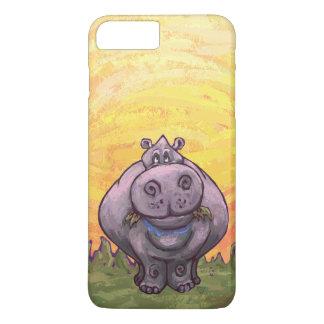 Hippopotamus Electronics iPhone 7 Plus Case