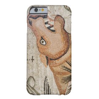 Hippopotamus, mosaico del Nilo, casa del fauno Funda De iPhone 6 Barely There