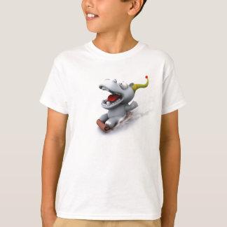 Hippopotamus Playera