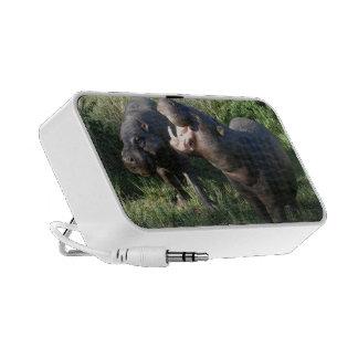Hippopotamus Portable Speaker