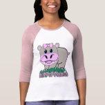 Hippopotamus Tee Shirt