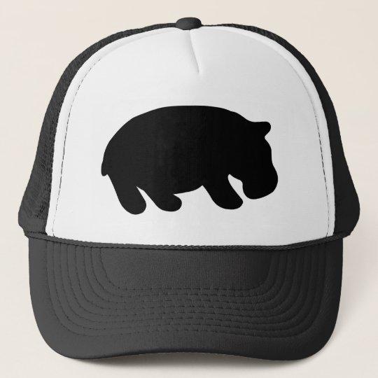 Hippopotamus Trucker Hat