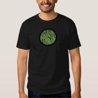Hippy Bud Clock T Shirt