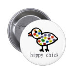 Hippy Chick Badge