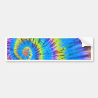 Hippy Days r Here Again Bumper Sticker