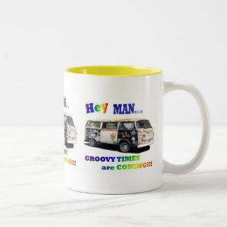 Hippy Dippy Bus Mug
