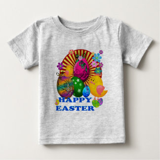Hippy Easter Baby T-Shirt