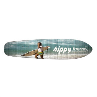 hippy farm sunset deck skate decks