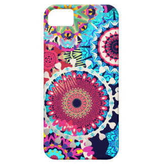 Hippy flowers iphone covers iPhone SE/5/5s case