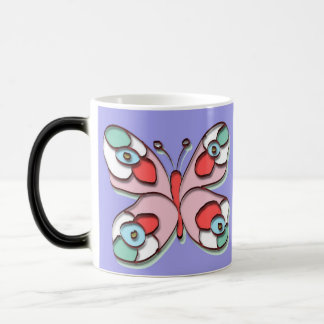 Hippy Fly Butterfly Color Changing  Mug