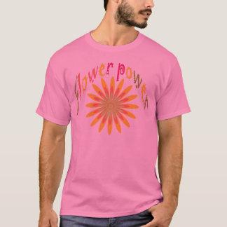 Hippy groovy Flower Power T-Shirt