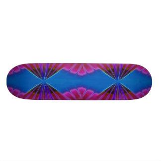 Hippy love skateboard deck