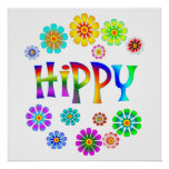 HIPPY POSTERS