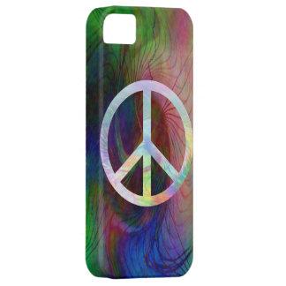 Hippy Trippy iPhone 5 Case-Mate Fundas