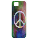 Hippy Trippy iPhone 5 Case-Mate Fundas