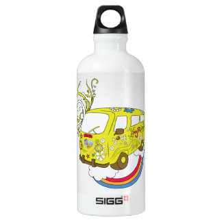 Hippy Van BPA FREE Water Bottle