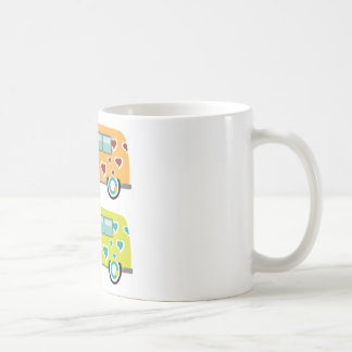 Hippy Van Coffee Mug