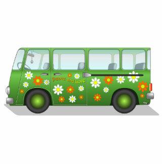Hippy Van Cut Outs