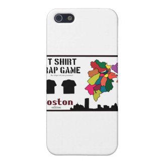 hipShop - T Shirt Rap Game (cutout) iPhone SE/5/5s Case