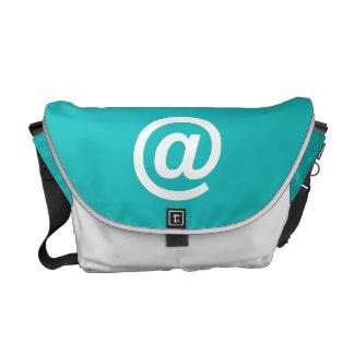 Hipstar Blue Messenger Bag