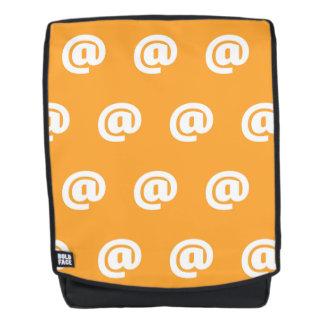 Hipstar @ Orange Backpack