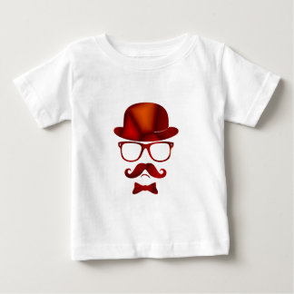 Hipster 1b derby moustache glasses t shirts