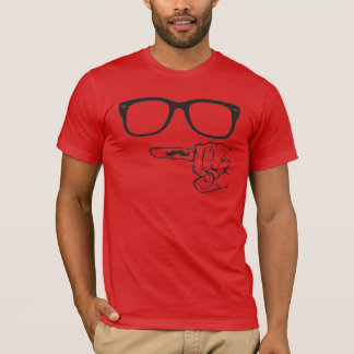 Hipster American Apperal Men's Shirt