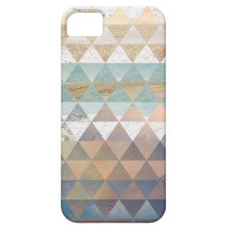 Hipster beach trangles iphone 5 case