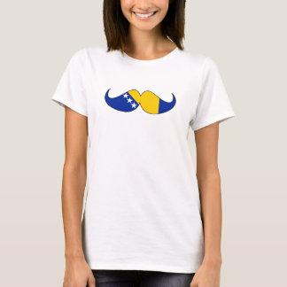 Hipster: Bosnia and Herzegovina F T-Shirt