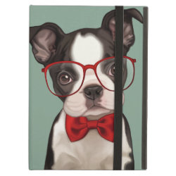 iPad Air Powis Case with Boston Terrier Phone Cases design