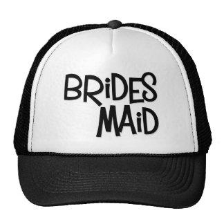 Hipster Bridesmaid Trucker Hat