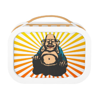 Hipster Buddha Yubo Lunchboxes