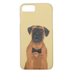 Case-Mate Barely There iPhone 7 Case with Mastiff Phone Cases design