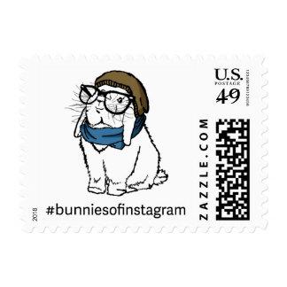Hipster Bun Stamps! Postage