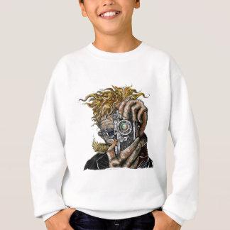 Hipster Camera Sweatshirt
