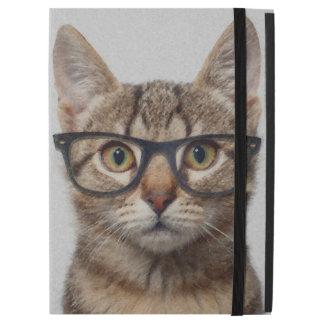 "Hipster Cat iPad Pro 12.9"" Case"