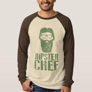 Hipster Chef Shirt