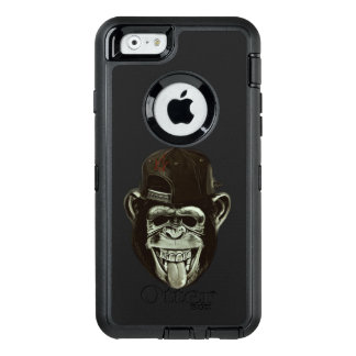 Hipster Chimpanzee OtterBox iPhone 6/6s Case