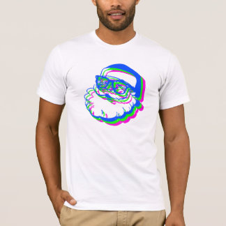 Hipster Christmas T-Shirt
