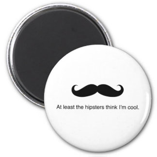 Hipster Cool Magnet