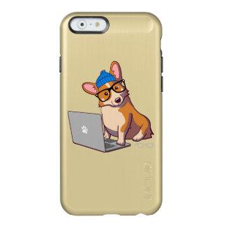Hipster Corgi 2 Incipio Feather Shine iPhone 6 Case