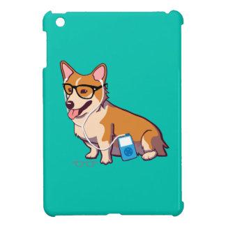 Hipster Corgi Case For The iPad Mini