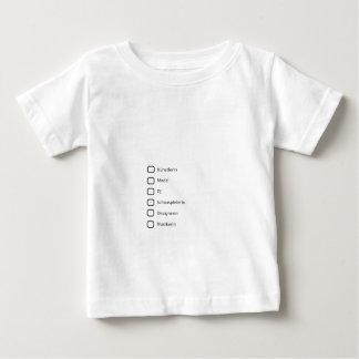 Hipster creativas camisas