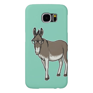 Hipster Donkey Samsung Galaxy S6 Case