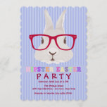 Hipster Easter Party Invitation
