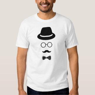 Hipster Face T-Shirt