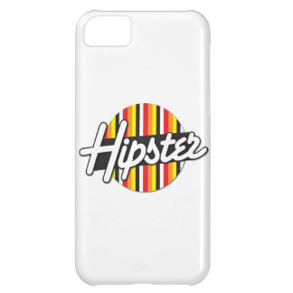 Hipster funky hip Rockabilly design Cover For iPhone 5C