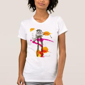 hipster girl T-Shirt