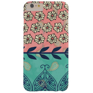 Hipster Girly Boho Paisley iPhone 6 Plus Case